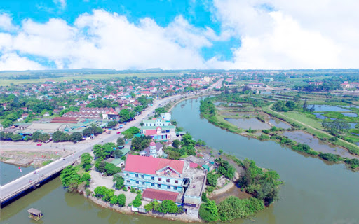 Thị trường nhà đất Hà Tĩnh đang nóng lên